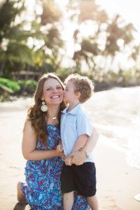 Jennings and I - Maui 2016