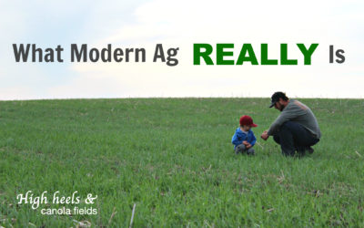 What Modern Ag Really Is