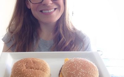 After 3 Years, I Purchased an A&W Burger, but for Demonstration Only