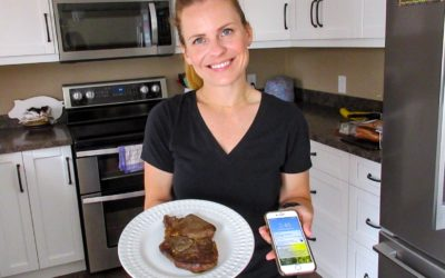 Beef, Cell Phones and Water Usage: Let's Talk