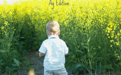 What I Know Now: Advice To My Younger Self Ag Edition